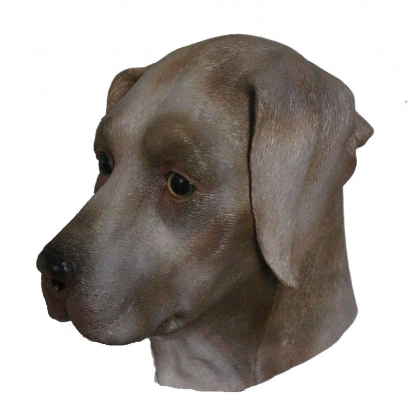 Hundemaske Deluxe - Maske Hund