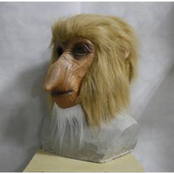 Nasenaffe Maske