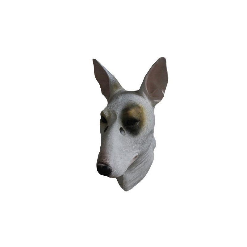 Pit Bull Terrier Hunde Maske