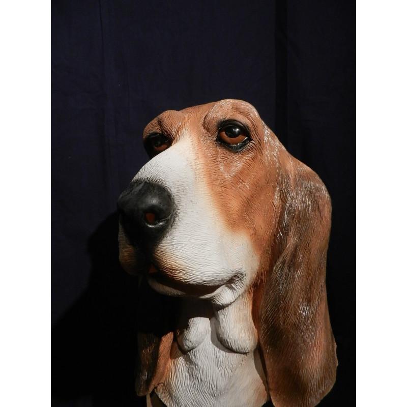 Hunde Maske Basset Hush Puppie