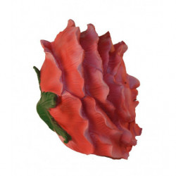 Rosengesicht Blumenmaske