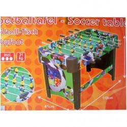 Fussball tisch XXL Tischfußball Kickertisch Tischkicker