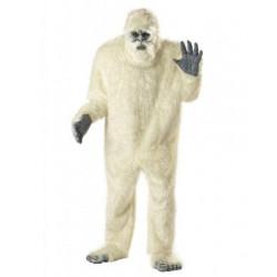 Der schreckliche Schneemensch Yeti Kostüm