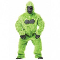 Gorilla Affenkostüm Grün