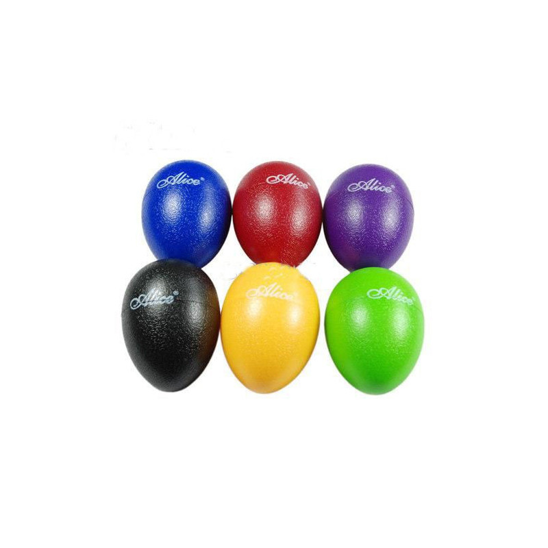 Maraca eier Rumba Rassel set