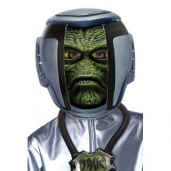 First Contact Alien Kinder Kostüm mit Transfor-Motion Maske