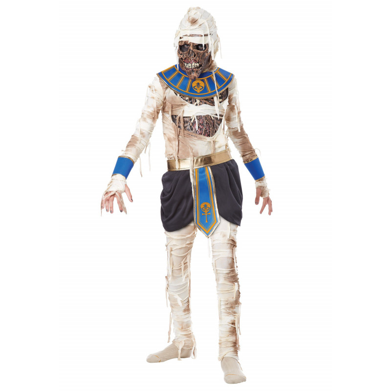 Pharaos Rache Kinder Mumienkostüm