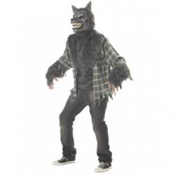 Werwolfkostüm mit Ani Motion Maske