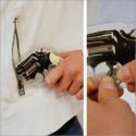 Revolver Handwaermer Taschenwaermer