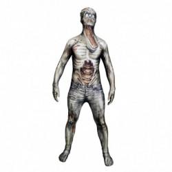 Zombie Morphsuit Ganzkörperanzug Erwachsenen