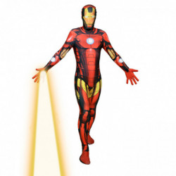 Ironman Morphsuit Superhelden Kostüm