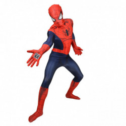 Spiderman Morphsuit Superhelden Kostüm