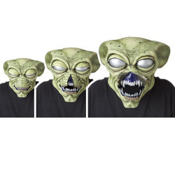Ani Motion Maske Alien Visitor