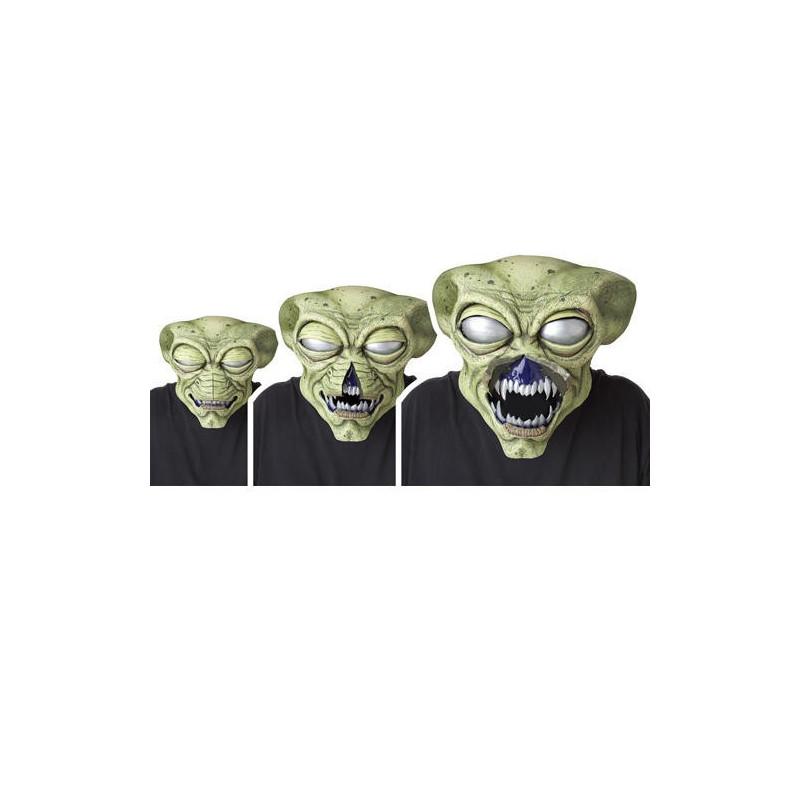 Ani Motion Maske Alien Visitor