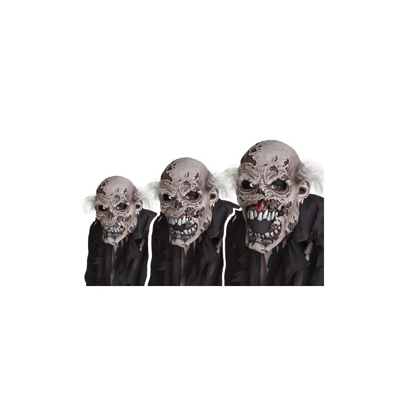 Ani Motion Zombie Maske
