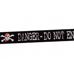 Absperrband Danger Do Not Enter