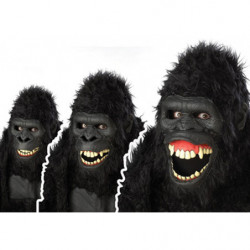 ANI MOTION Affen Gorilla Maske GOIN APE
