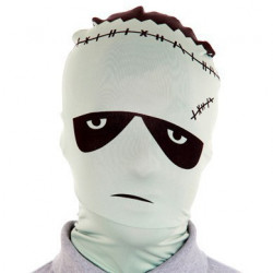 Morph Maske Clasic Frankenstein Morphsuit Maske