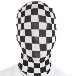 Morph Maske Schach Morphsuit Maske