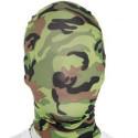 Morph Maske Camouflage-Tarn Morphsuit Maske