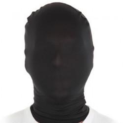 morph Maske schwarz - Morphsuit Maske
