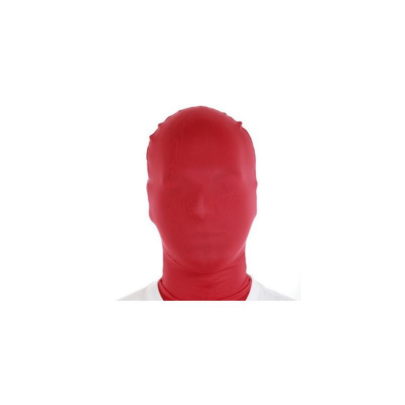 Morph Maske rot - Morphsuit Maske