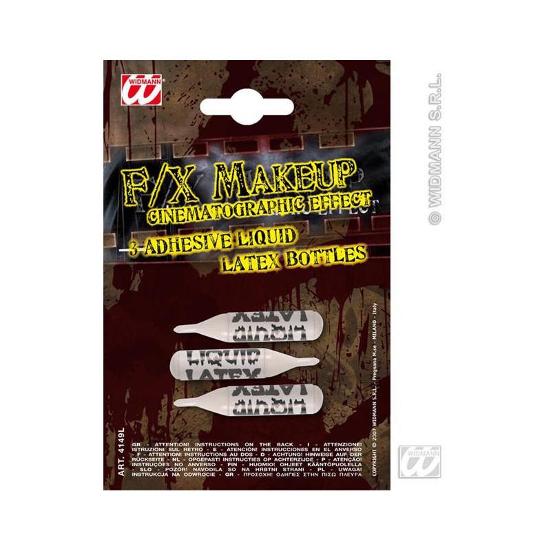 Latex-Flüssigkleber 3 Ampullen