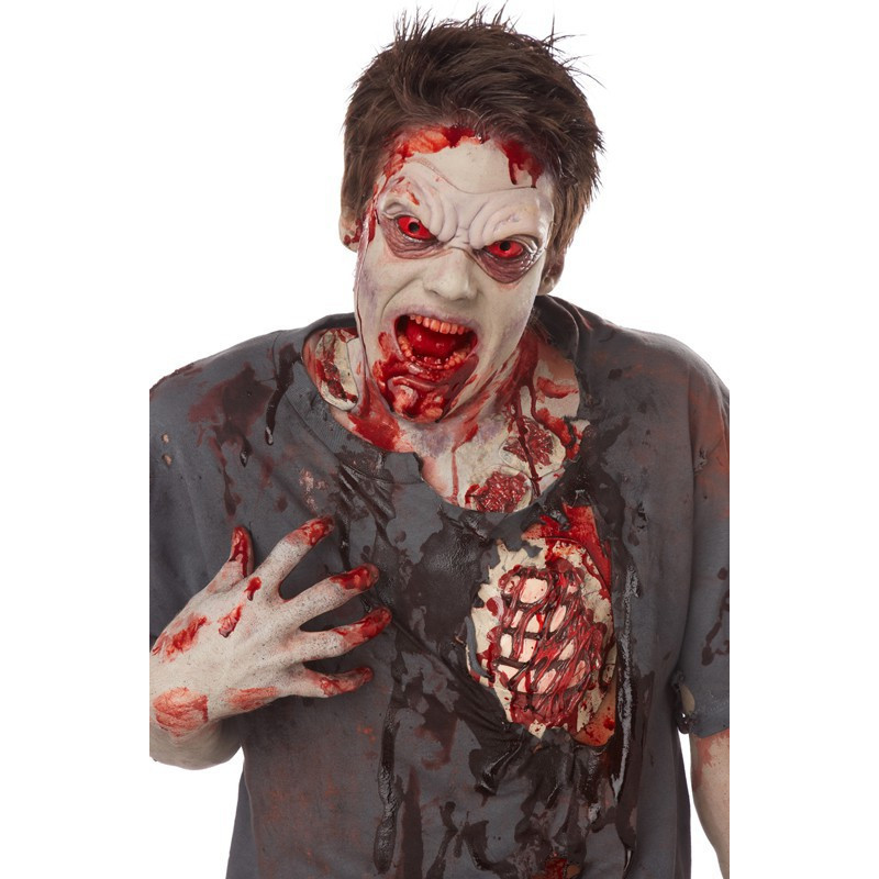 Zombie Wunde Simulation Kit