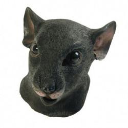 Ratten Maske aus Latex