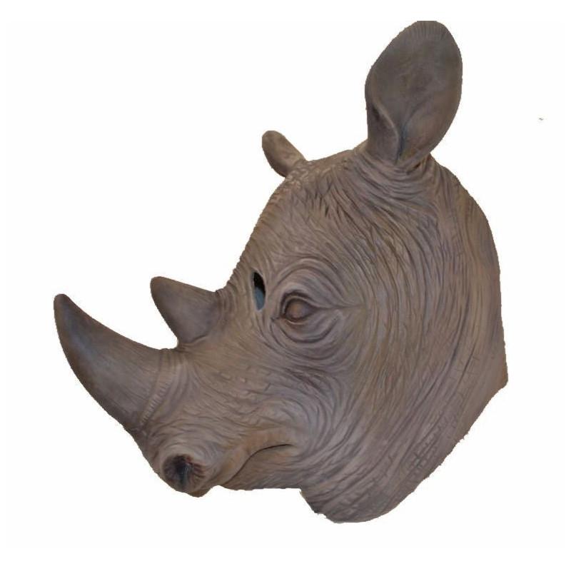 Nashorn Maske Deluxe