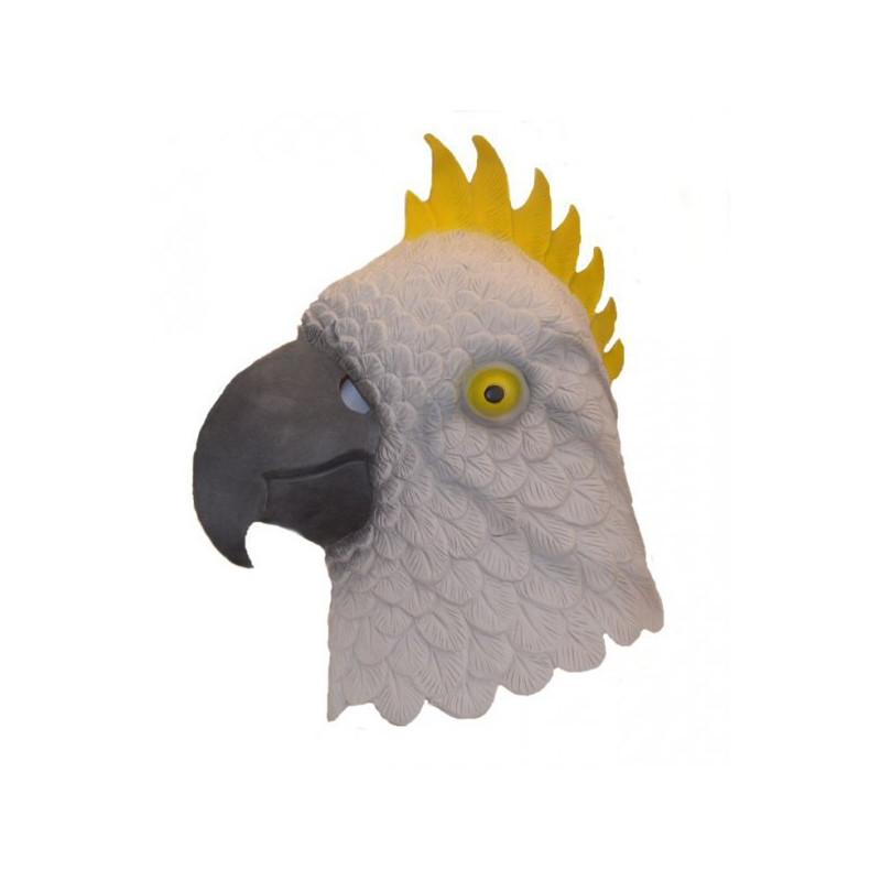 Kakadu Papagei Maske