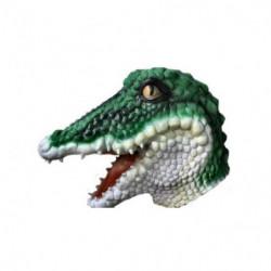 Krokodilmaske  Lacoste aus Latex