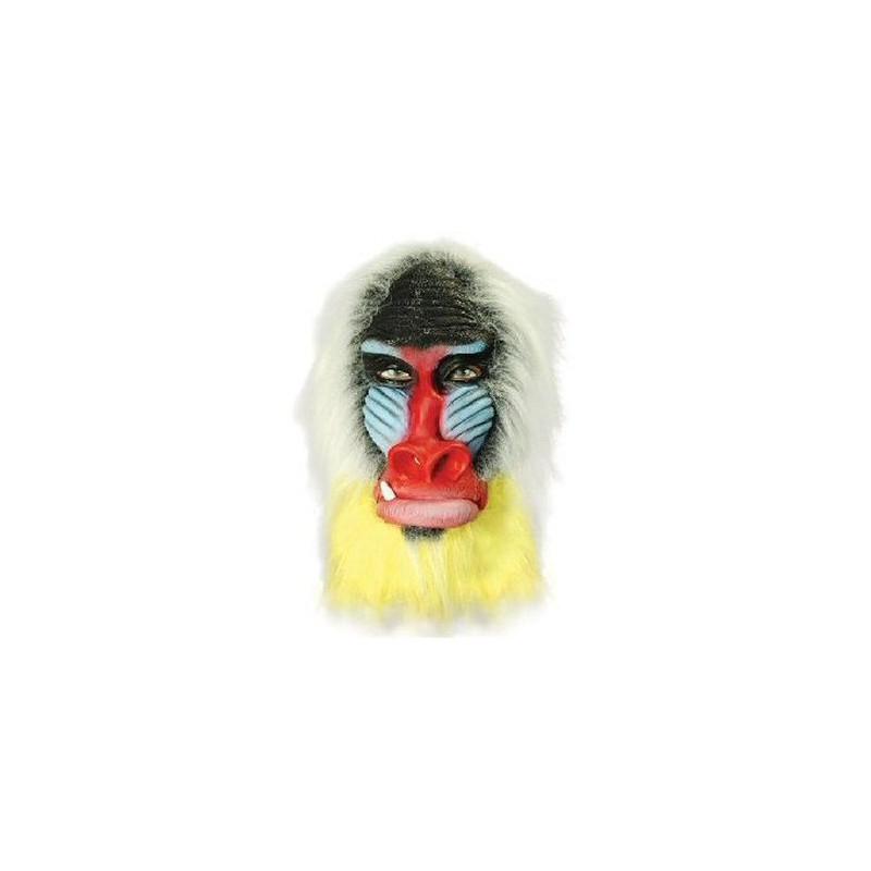 Mandrill Maske Deluxe