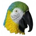 Papagei Faschingsmaske Gelbbrustara