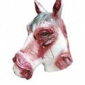 Horror Maske Totes Pferd