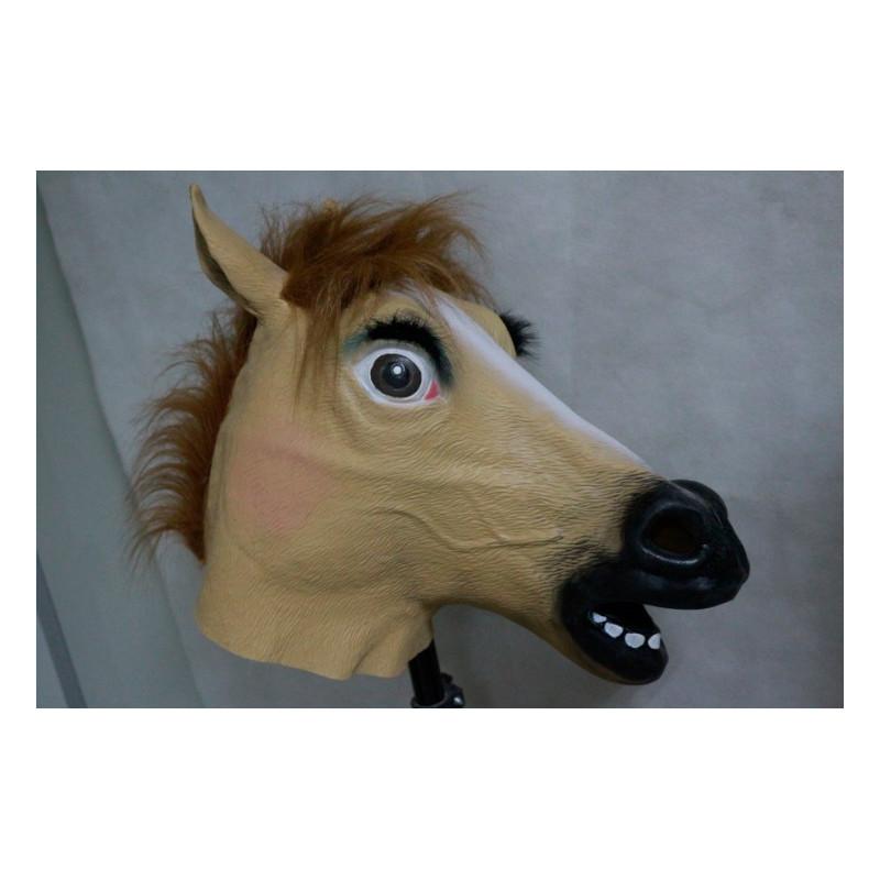 Lady Pferdemaske Horse Mask stuten maske