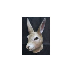 Osterhasen Maske Deluxe