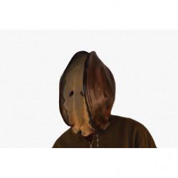 Muschel Maske aus Latex