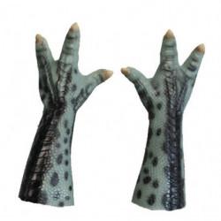 Dino Reptil echsen hände