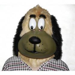 Plüsch Maske Hund