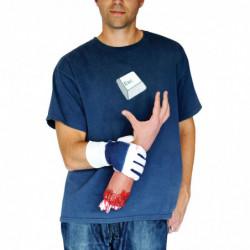 Abgehackte Hand Trickkostüm