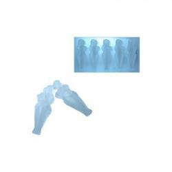 Eiswürfelform Frauenkörper