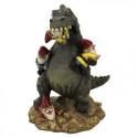 Das Große Dinosaurier Gartenzwerg Massaker