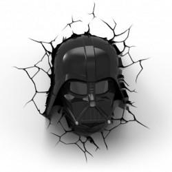 3D Star Wars Darth Vader Wandleuchte