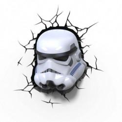 3D Star Wars Stormtrooper Wandleuchte
