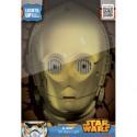 3D Star Wars C3PO Wandleuchte