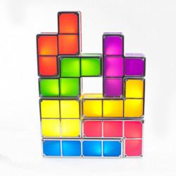 Tetris Lampe