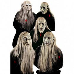 Maske alter Greis