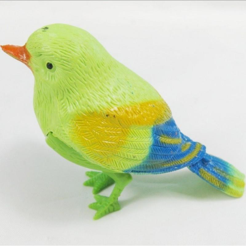 4 Elektonische Singvogel