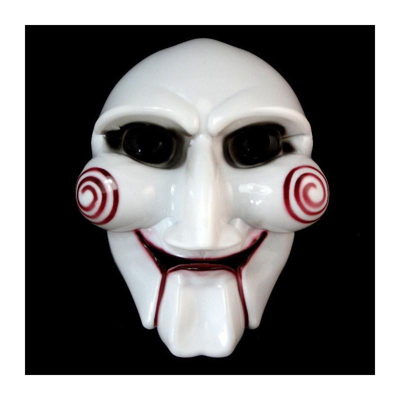 Saw Puppet Halbmaske